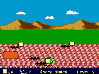 Picnic Defender screenshot